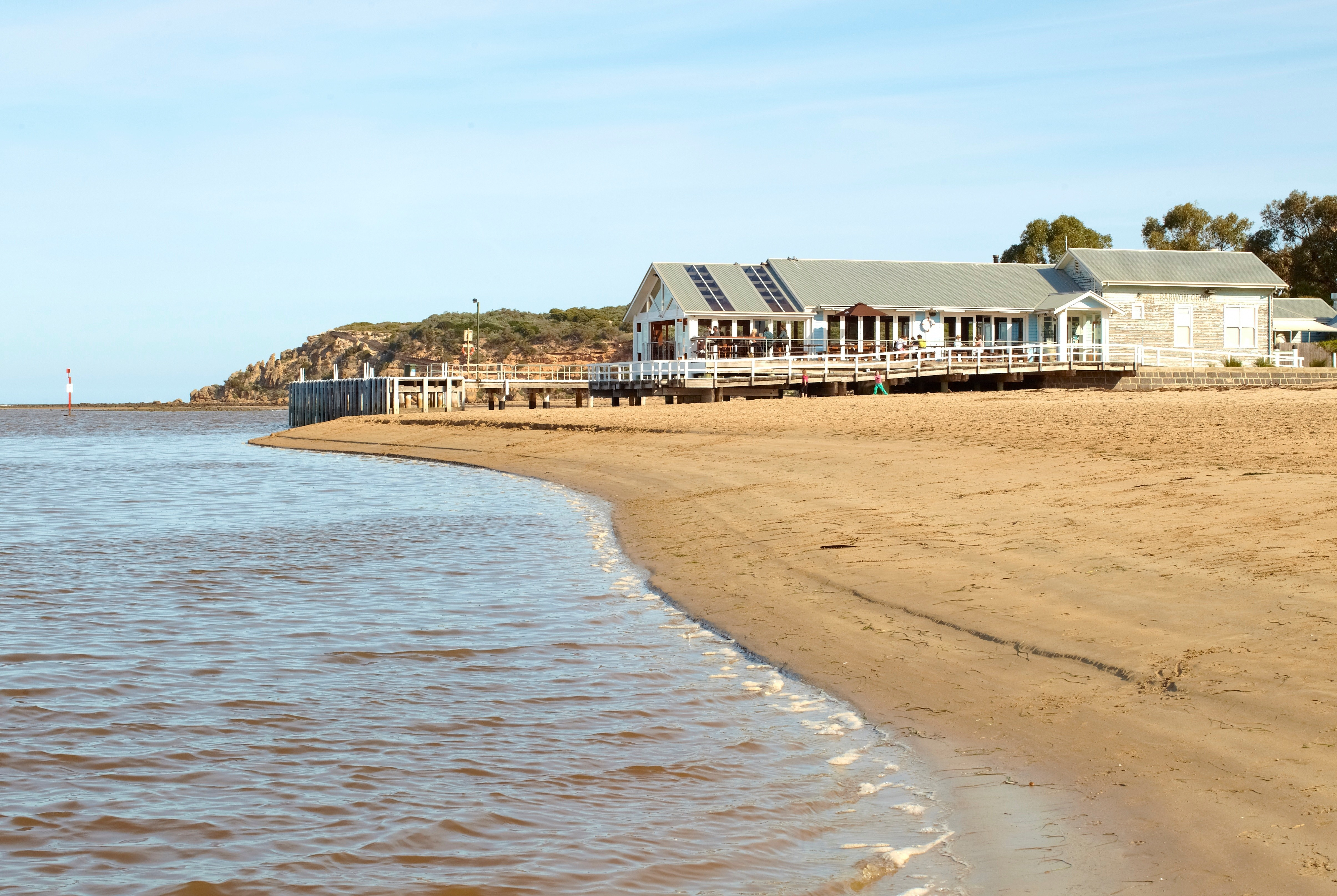 Seaside town on the Bellarine