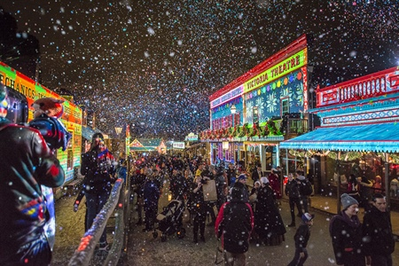 The Sovereign Hill Winter Wonderlights | What to see and do
