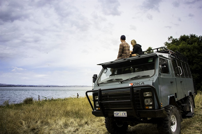 Off the Grid - Offline - Offroad - Get off on French island